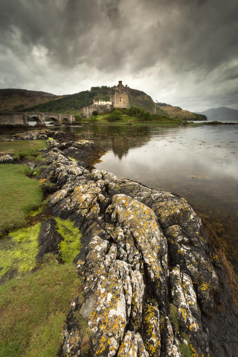 Eilean Donan Castle - Schotland - © Dion van den Boom - Fotografie
