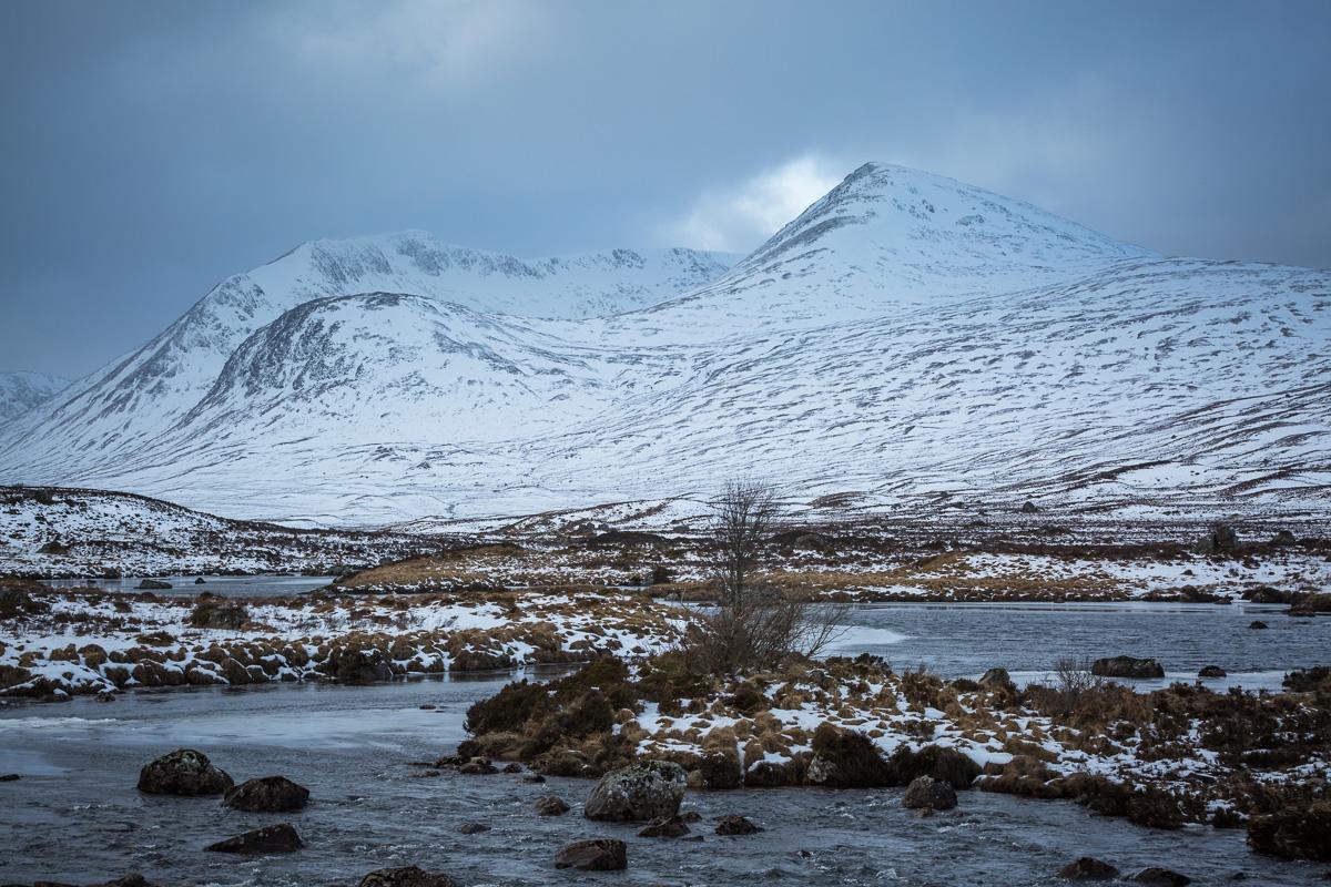 Glencoe National Park - Schotland - © Dion van den Boom - Fotografie