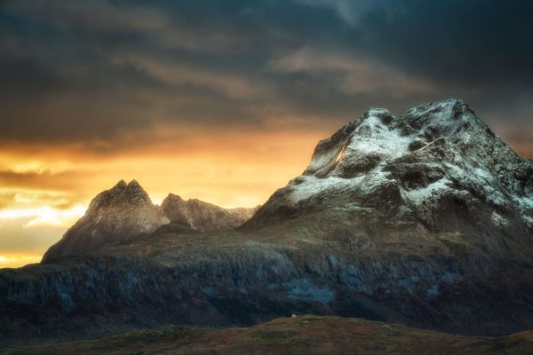 Fotokalender Mountains & Vistas - Februari - © Dion van den Boom - Fotografie - Alle rechten voorbehouden.