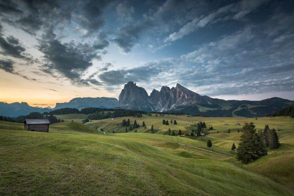 Fotokalender Mountains & Vistas - Juli - © Dion van den Boom - Fotografie - Alle rechten voorbehouden.
