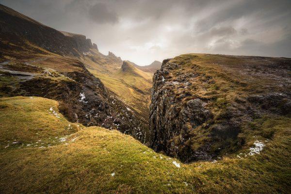 Fotokalender Mountains & Vistas - Oktober - © Dion van den Boom - Fotografie - Alle rechten voorbehouden.