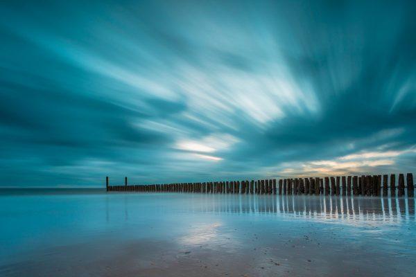 Fotokalender Seascapes & Shores - Oktober - © Dion van den Boom - Fotografie - Alle rechten voorbehouden.